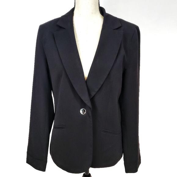 AGB Jackets & Blazers - Black Blazer Size 12